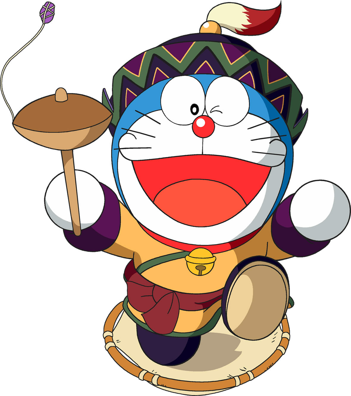 Doraemon Chasingtheturtle