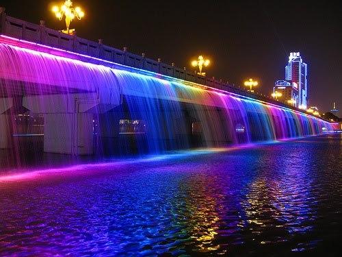 Banpo Bridge Seoul Korea - kpopconfessions