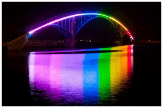 Xiying Rainbow Bridge
