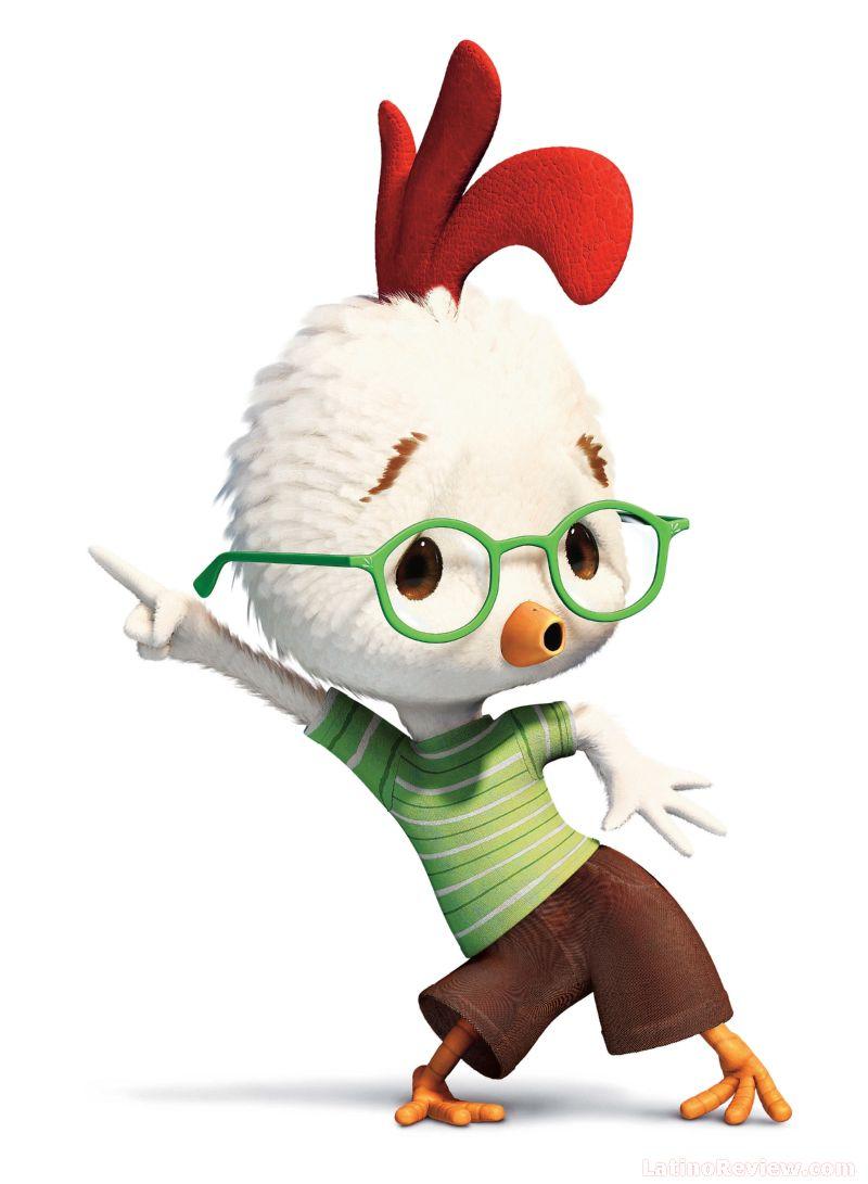 chicken little chasingtheturtle