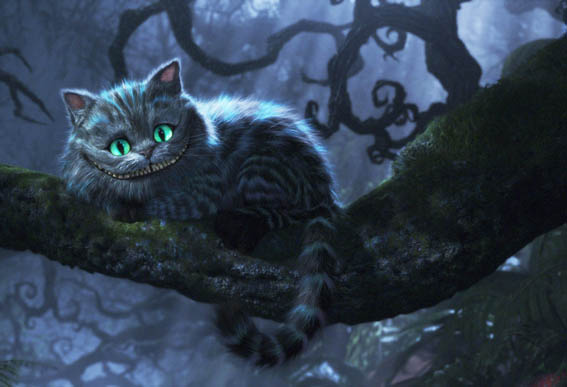Alice And Wonderland Cat Name
