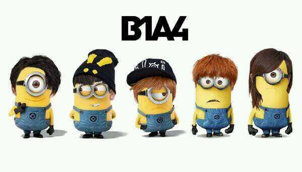 B1A4minions