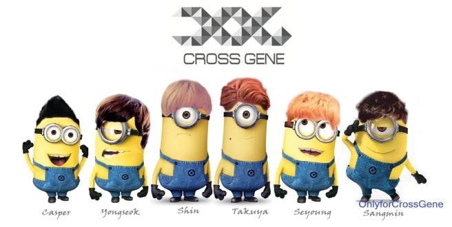 crossgeneminions