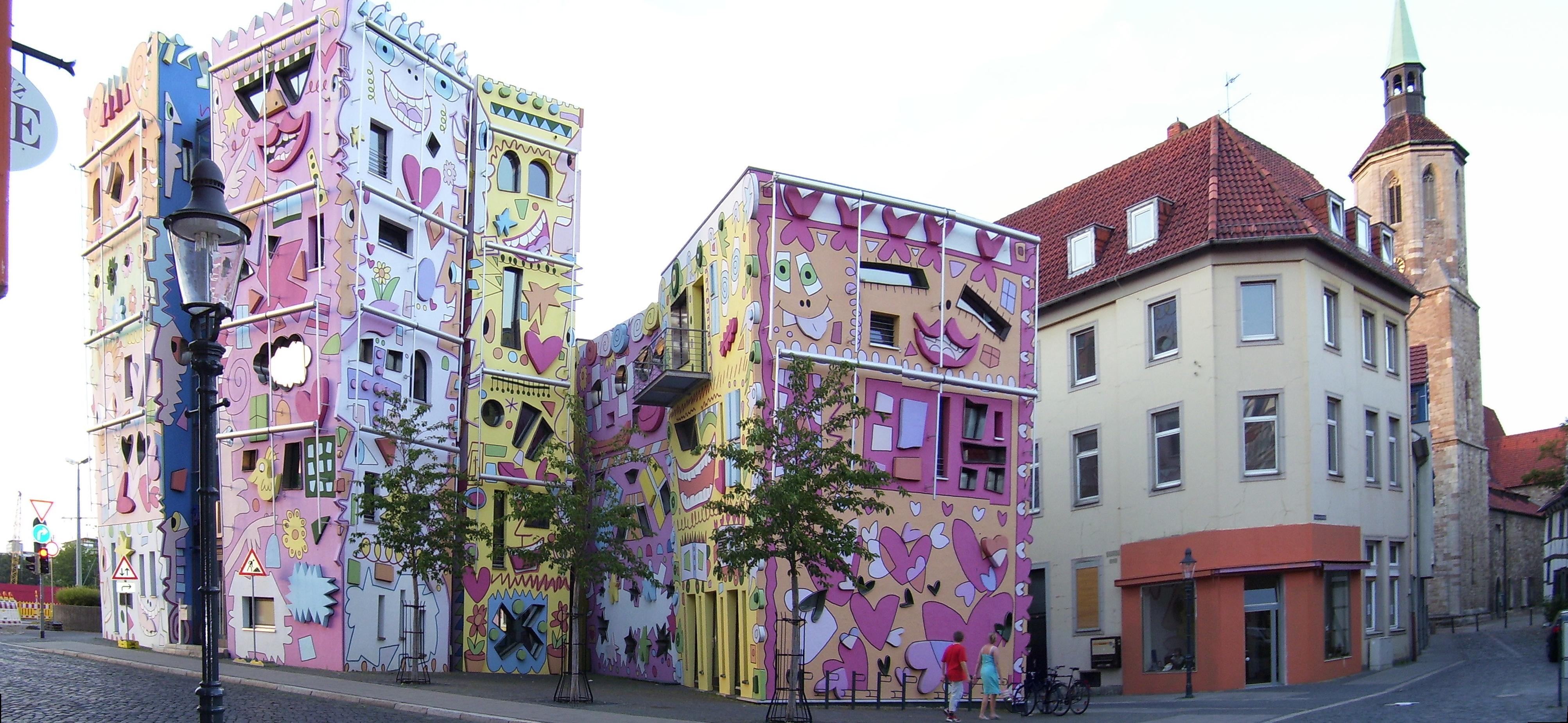 The Happy Rizzi House  U2013 Brunswick  Germany