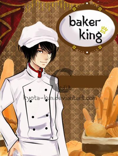 Baker king1