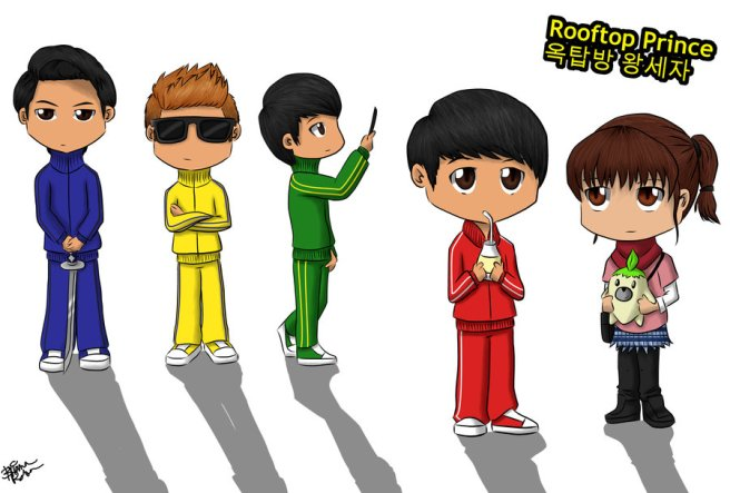 Rooftop Prince9