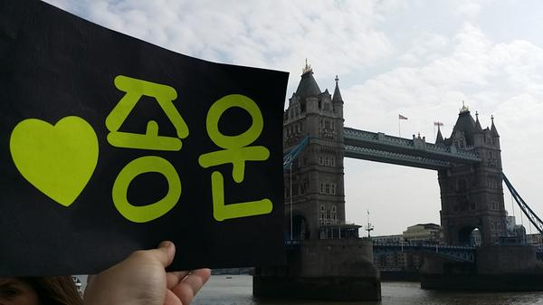 ‏@ryeonggu - London