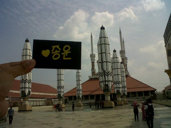 @giza824 - Masjid Agung - Semarang Indonesia