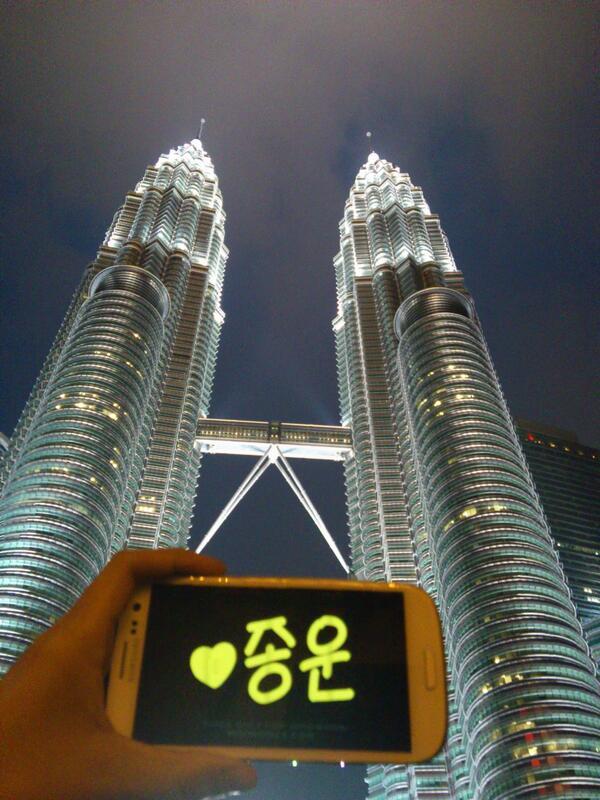 @MyBlackClouds - Kuala Lumpur