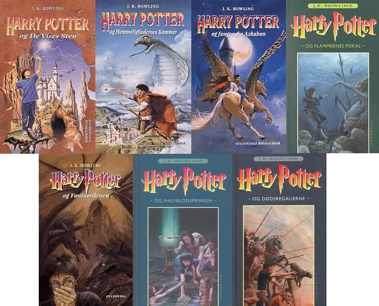 Image result for bad harry potter covers