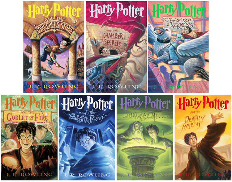 Harry Potter Book Covers : Harry potter covers from around the world which one is