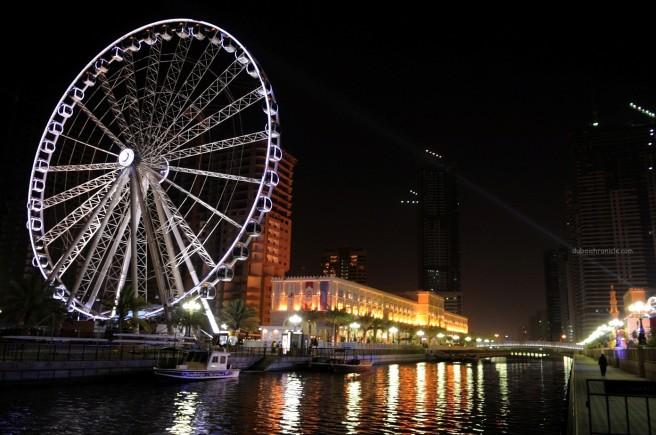 Eye of Emirates (Sharjah, UAE) www.dubaichronicle.com