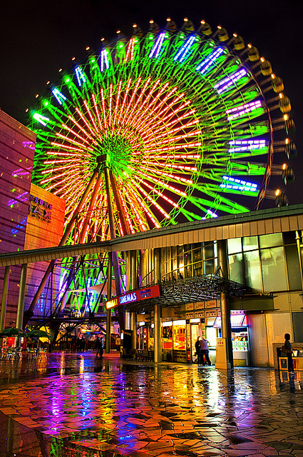 Miramar Ferris Wheel (Taipei, Taiwan) www.flickr.comurbaguilera