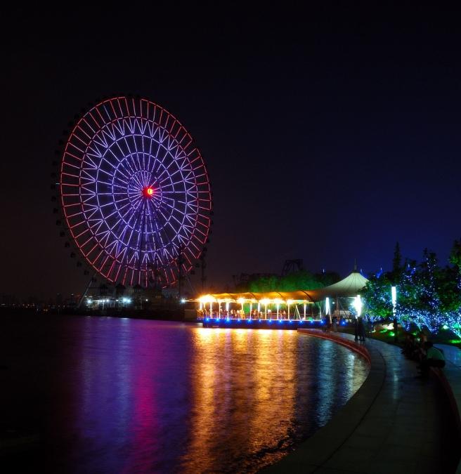Suzhou ferris wheel httpen.wikipedia.org