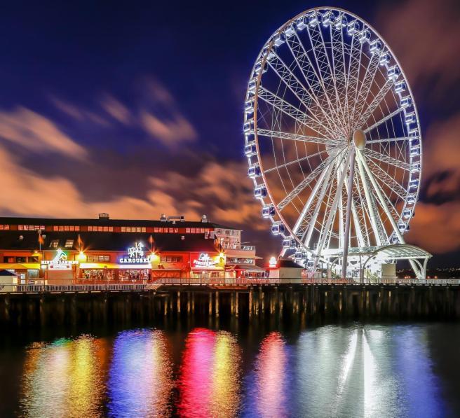 The Seattle Great Wheel (seattlegreatwheel.com)