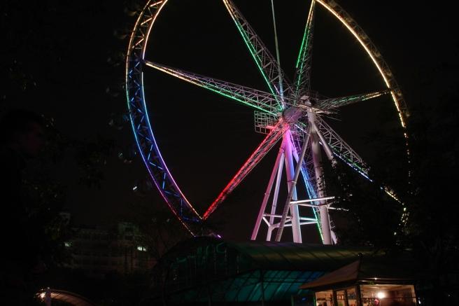 Zhengzhou Ferris Wheel (Henan, China) www.observationwheeldirectory.com
