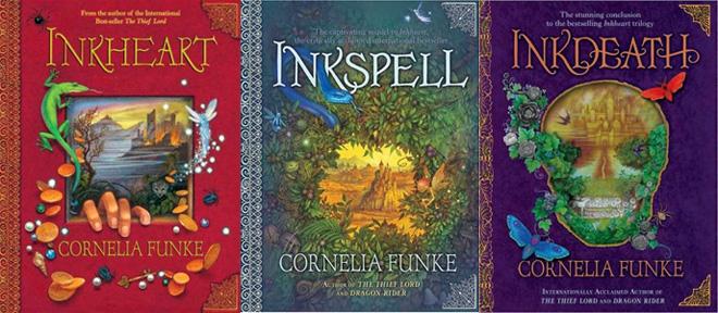 Quotes Of Inkworld Trilogy By Cornelia Funke