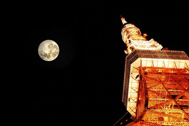 Tokyo Tower by kiya69 at flickr