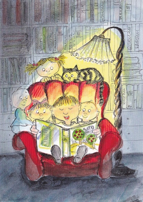 (ilustración de Virpi Pekkalan)