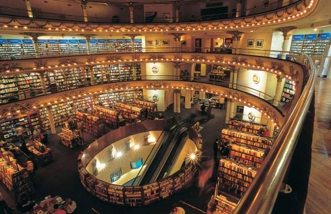 Librería El Ateneo Grand Splendid, Buenos Aires, Argentina