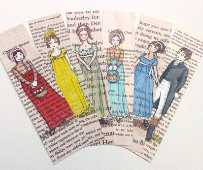 jane-austen-book-marks-by-thecastleonthehill-x-400