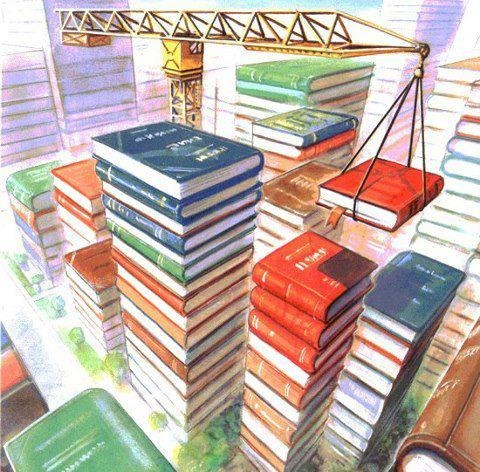 A city of books (autor desconocido)