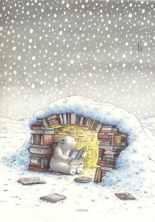 (ilustración de Hans de Beer)
