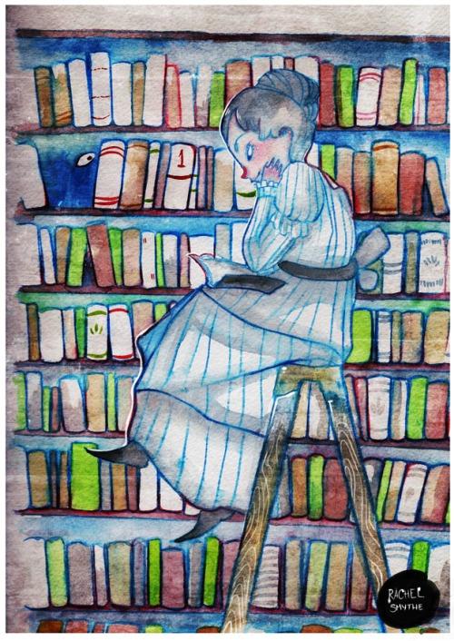 (ilustración de Rachel Smythe)