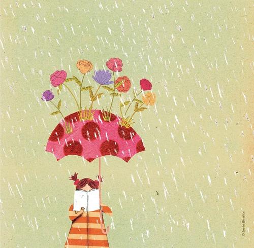 (ilustración de Josée Bisaillon)