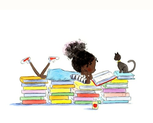 Kids love to read