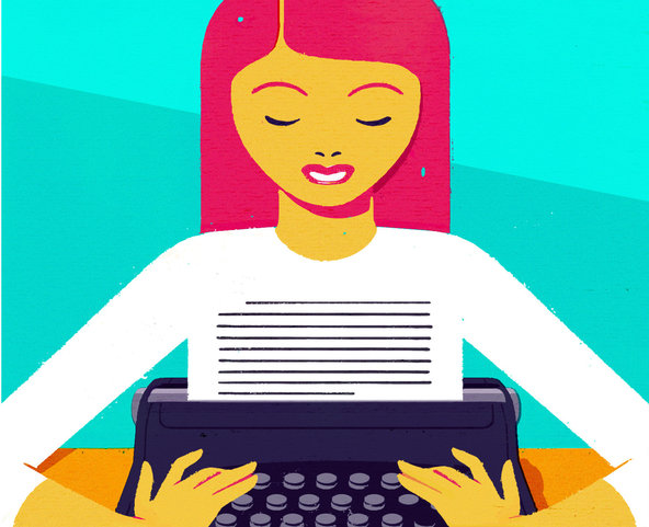Writing Your Way to Happiness - Chris Gash