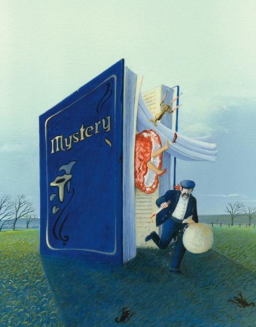 Mystery - Soizick Meister