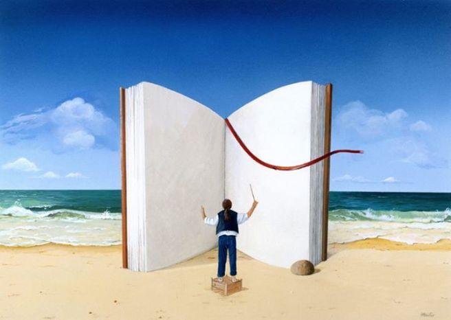 Blank Book - Soizick Meister
