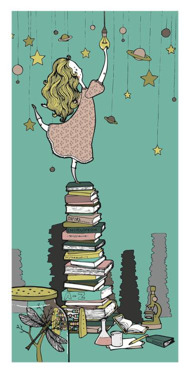 (ilustración de Lina Mulik)