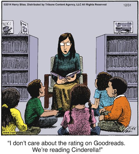 The power of Goodreads