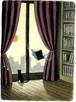 Book Lovers © Franco Matticchio