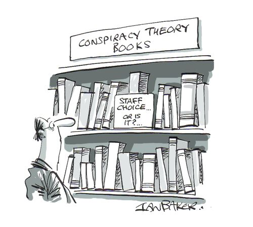 Conspiracy Theory By Ian Baker